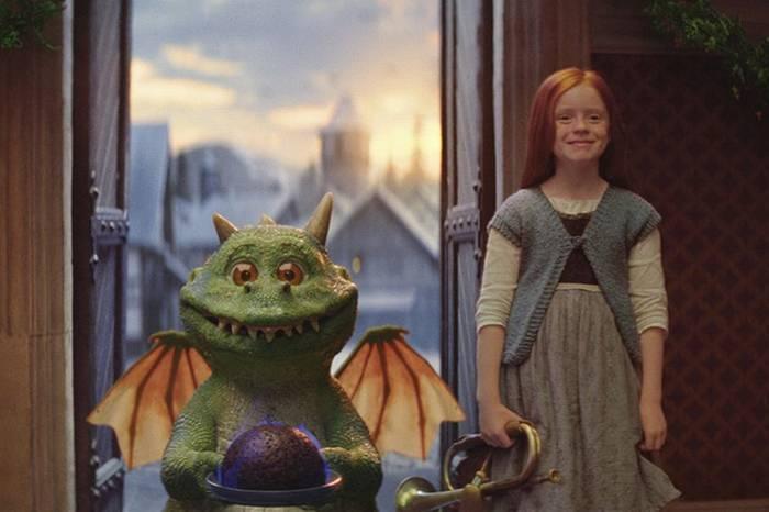 John Lewis发布2019圣诞影片,讲述英国中世纪小山村里的友谊故事