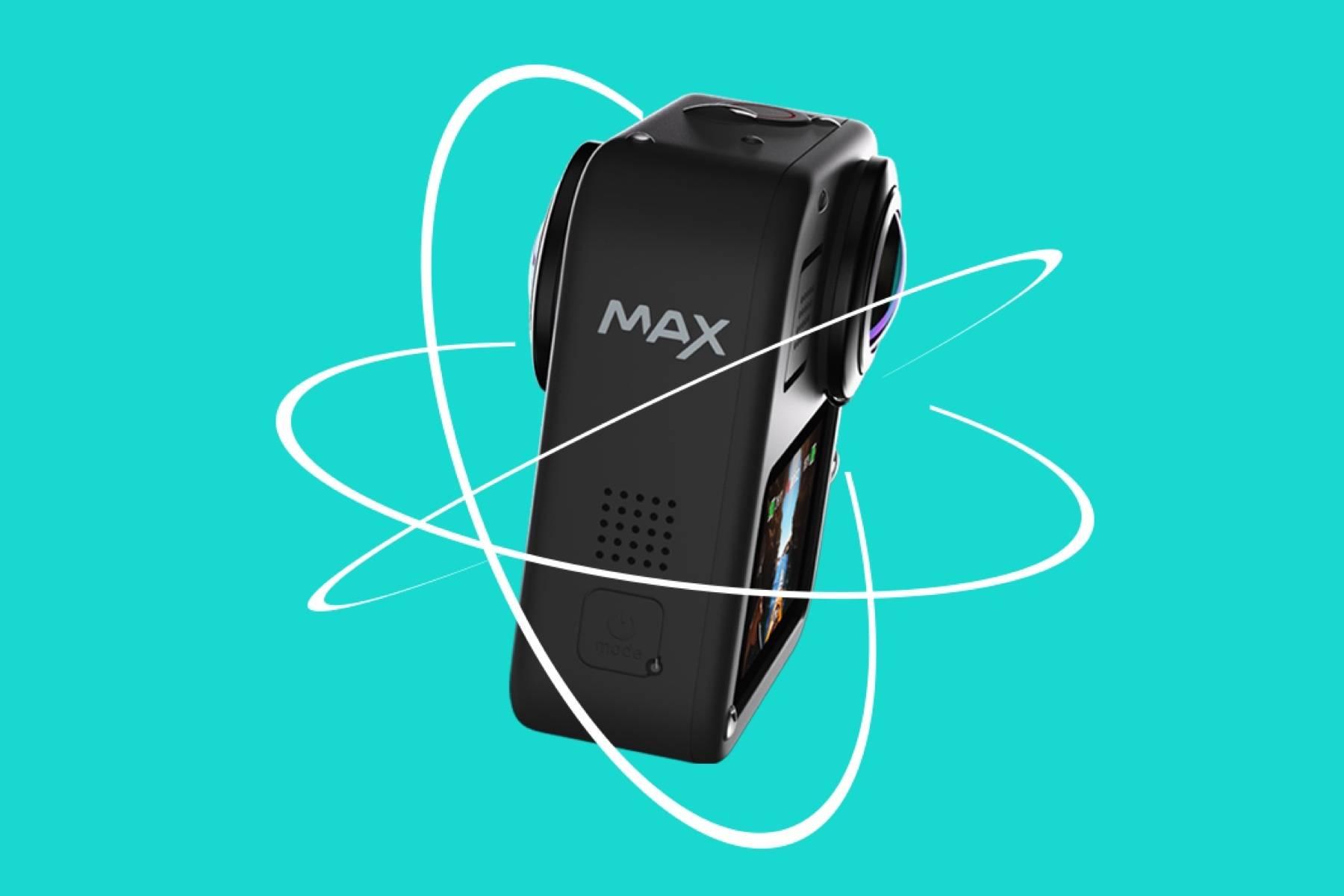 Vlog神器GoPro Max:可能是最易用的全景运动相机