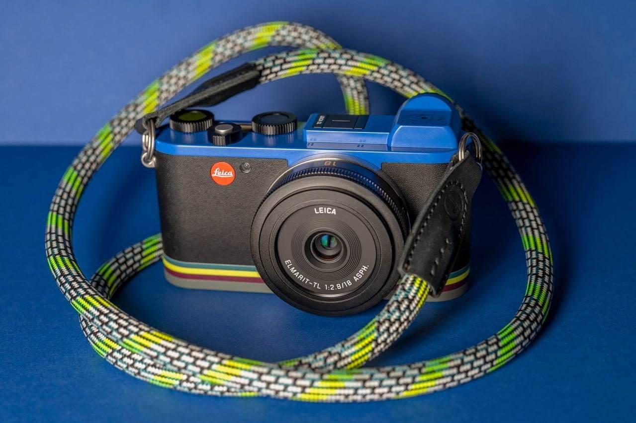 无处不在的玩味基因,Paul Smith x Leica推出限量合作款相机