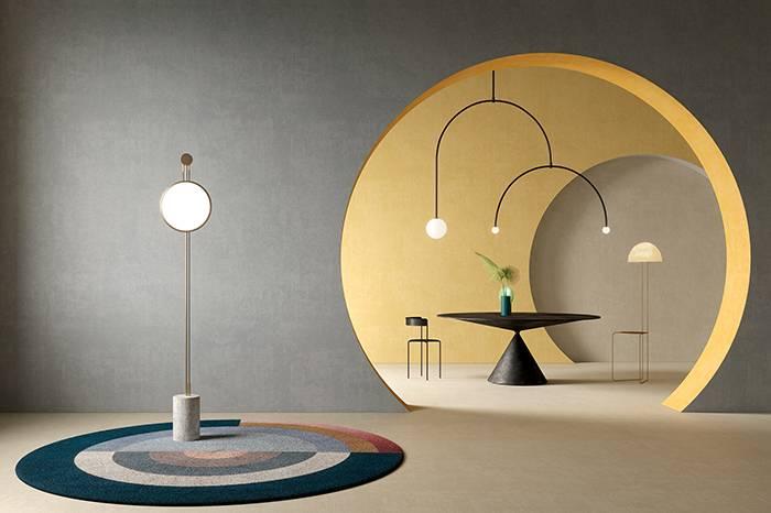 如何营造有艺术氛围的家居空间,不妨看看Notoostudio的视觉作品