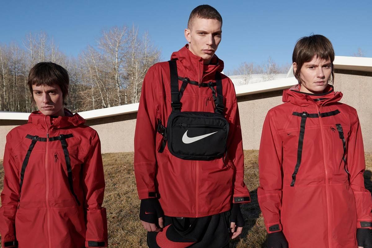 充满鼓舞人心的力量,Matthew Williams x Nike第三弹合作系列