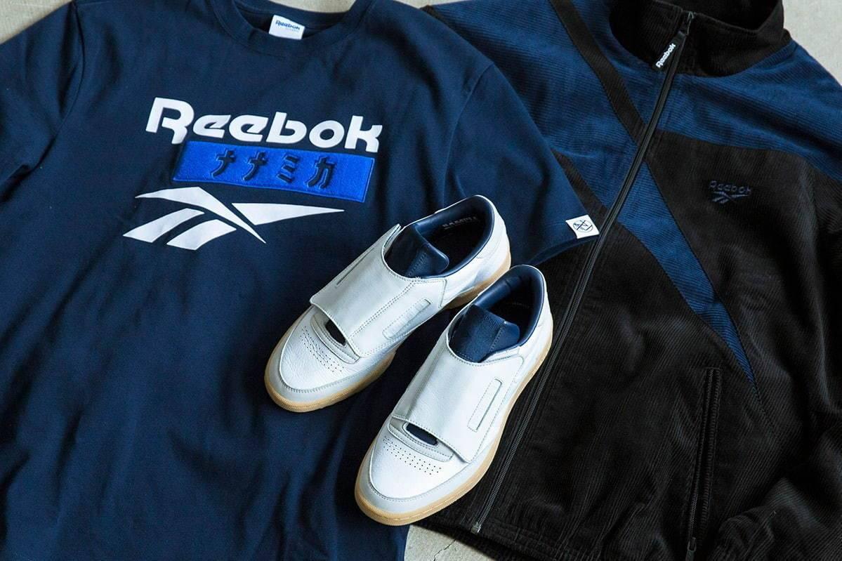 既复古又前卫,nanamica x Reebok发布全新合作胶囊