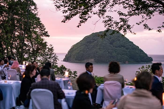 日本最高规格的户外晚宴DINING OUT邀请我去吃野餐!