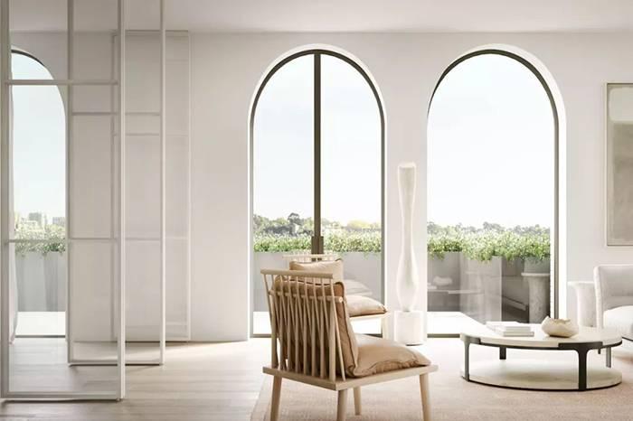 澳大利亚的别墅精装房都用了哪些简单又耐看的设计?