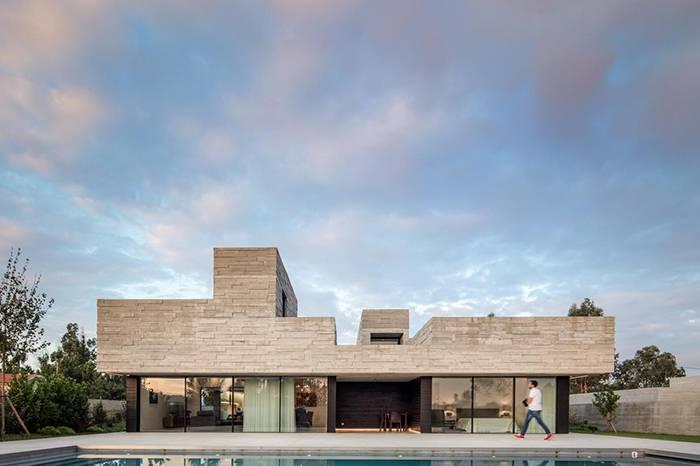这间葡萄牙设计工作室,致力于用现代建筑表达情感