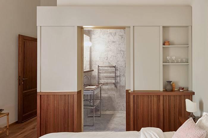 老房改造 | 古典与现代的设计融合让这间民宿更显高级质感