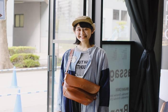 东京街拍 | 男装女穿驾驭urban outdoor风格
