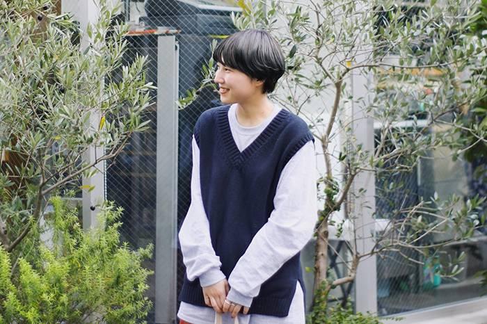 东京街拍 | 用GU搭出简约日系风
