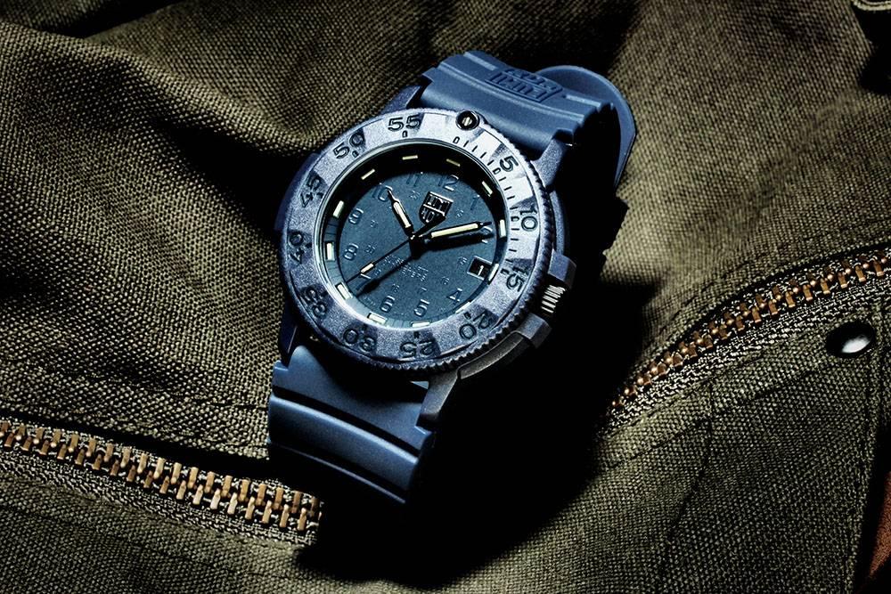 美国海军海豹突击队御用,BEAMS x Luminox发布专业军用规格腕表