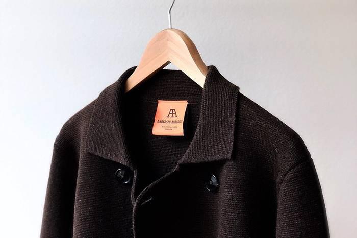 ANDERSEN-ANDERSEN :一个只专注高品质针织的丹麦服装品牌
