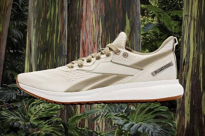 Reebok发布首双采用天然植物材料制作跑鞋:Forever Floatride Energy