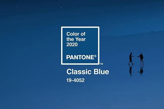 潘通发布2020年度代表色, 为何经典蓝可以风靡全世界