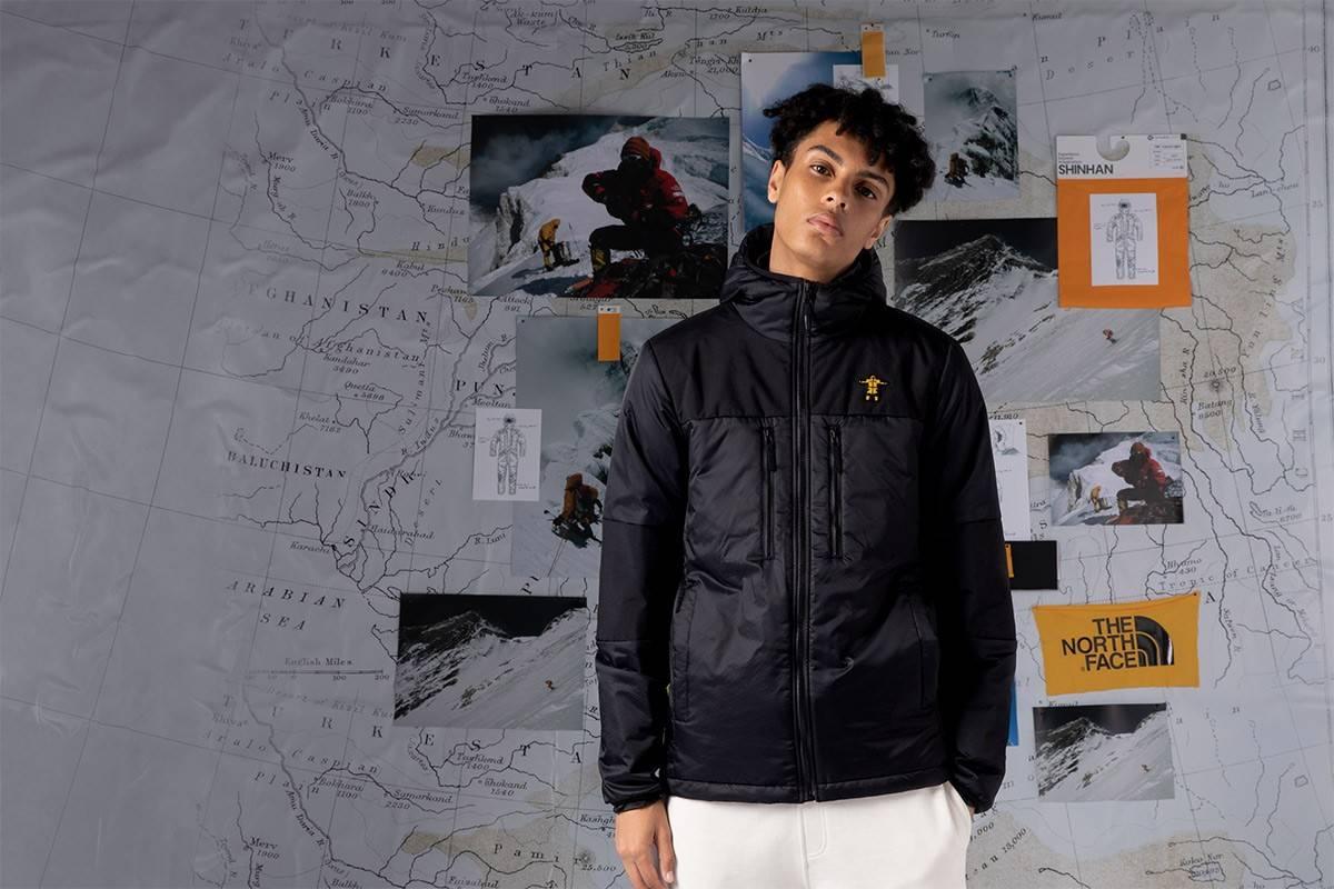 庆祝Himalayan Suit诞生25周年,The North Face推出特别胶囊系列