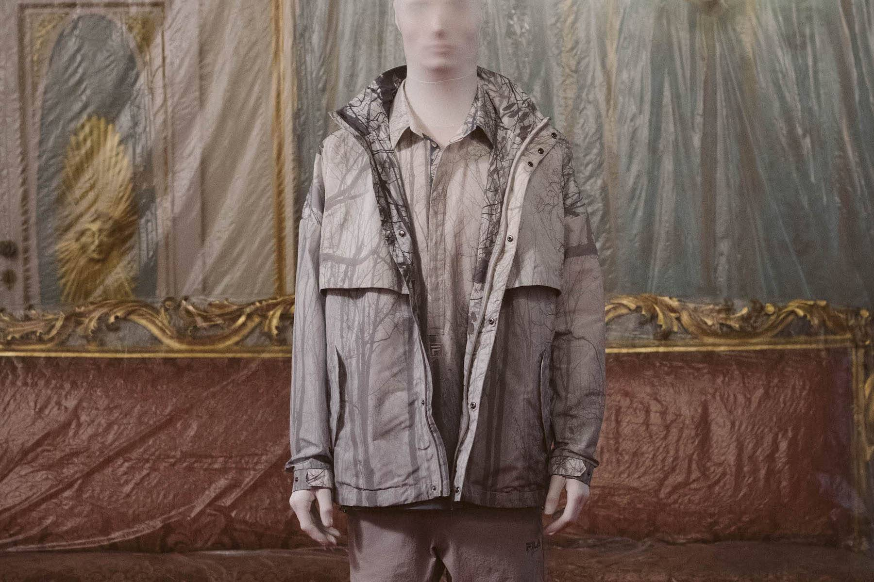 来自斯堪的纳维亚的设计美学,FILA x Astrid Andersen联名系列