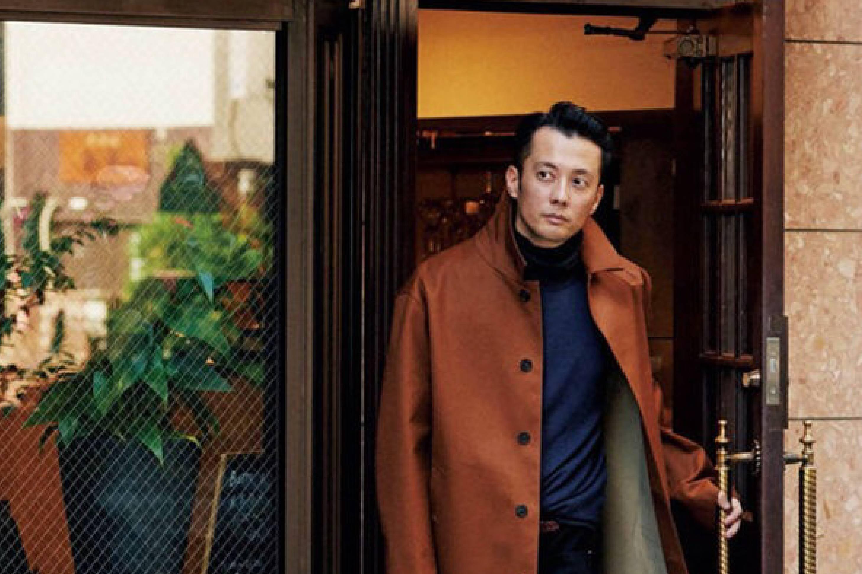《UOMO》12月号 | 40岁的男士穿搭如何街头与优雅?