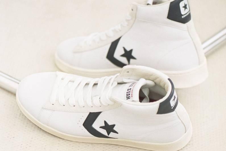 70年代的超净复古风,Converse再现传奇球鞋Pro Leather