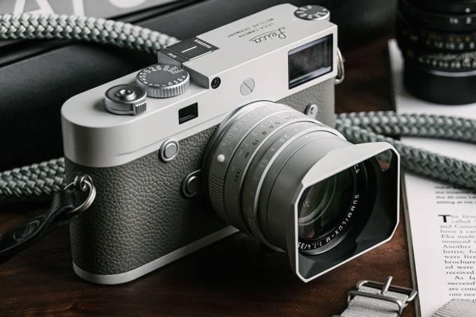 """相机与腕表的联姻,Leica x HODINKEE合作款M10-P""""Ghost Edition"""""""