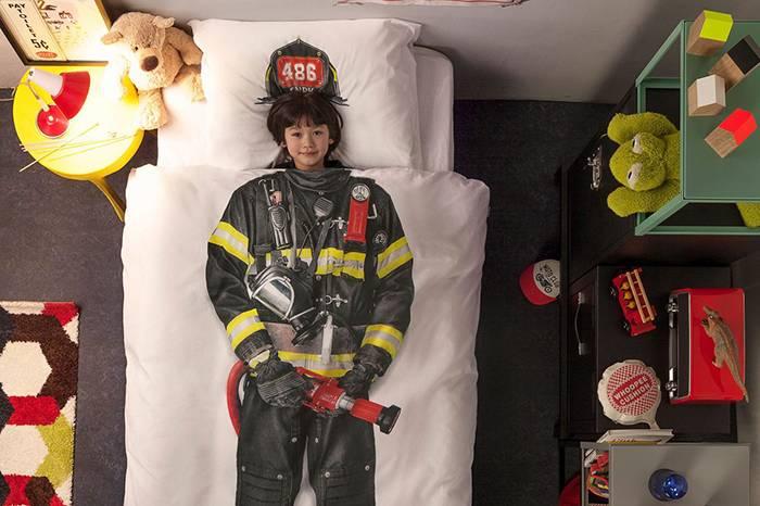 SNURK Living儿童版画系列,今晚我将伴着梦想一起入睡!