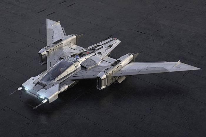 """保时捷发布""""星球大战""""主题太空飞船,复古未来的机械之美"""