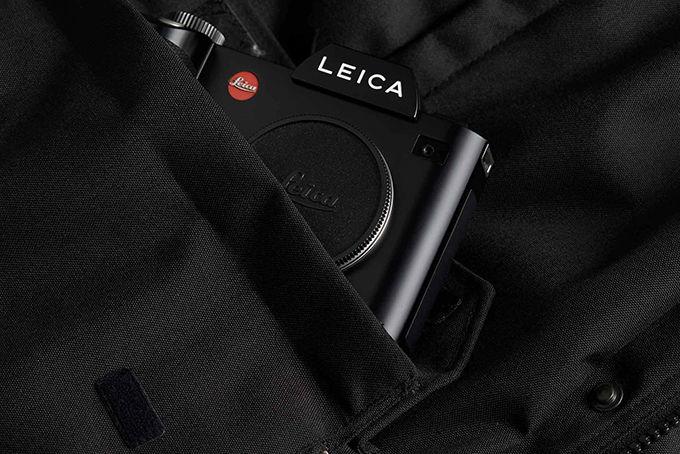 这件外套,能确保你的Leica相机万无一失