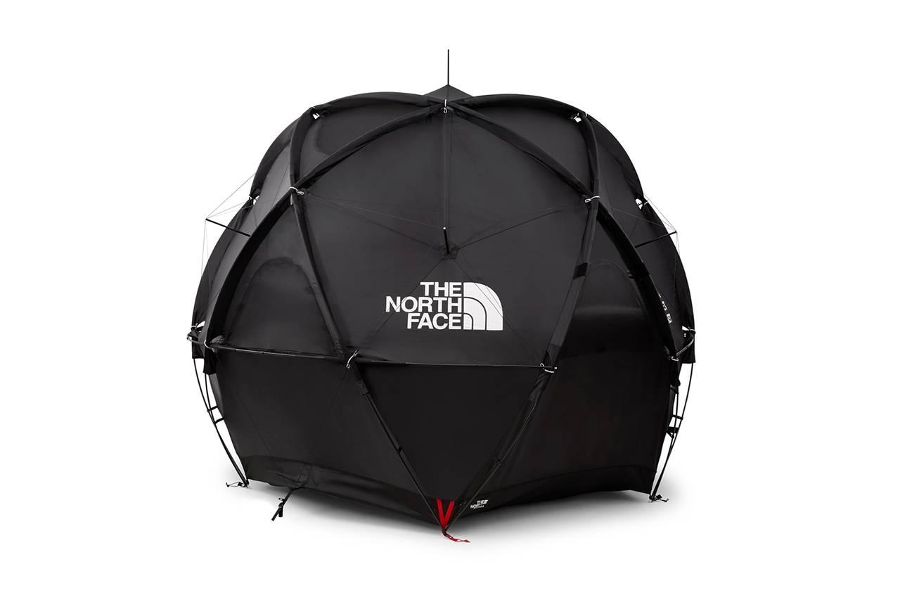 第一次见全黑的Geodome 4!TNF x DSM推出15周年特别独占系列