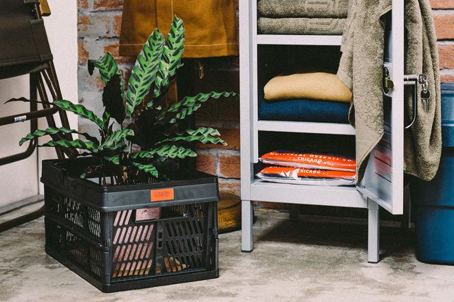 联合journal standard Furniture,UNIVERSAL OVERALL首个家居内饰系列