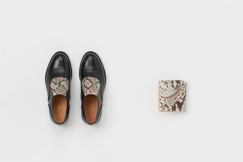 加持神秘而别致的蟒蛇皮素材,Hender Scheme亮相2020首波新产品