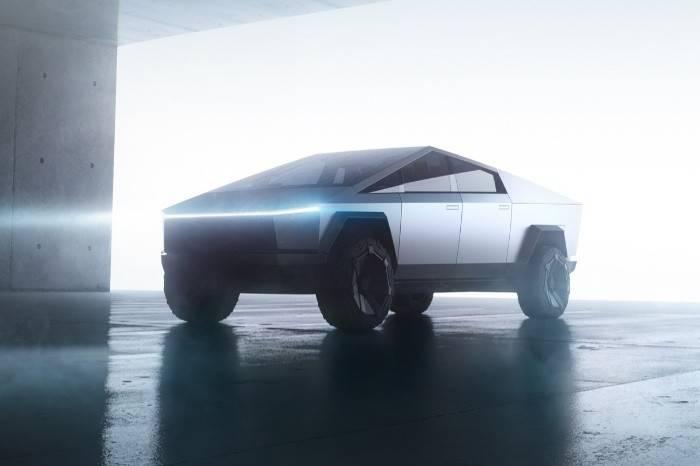Tesla发布赛博朋克皮卡,带你提前进去未来美学火星时代