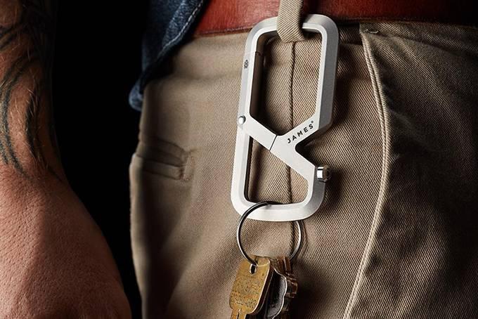 """以""""Every Day Carry""""为理念,这款可靠耐用的钛合金小工具不错"""