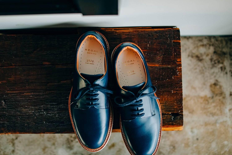 """优雅别致的""""日本蓝"""",REGAL发布新年限定款皮鞋"""