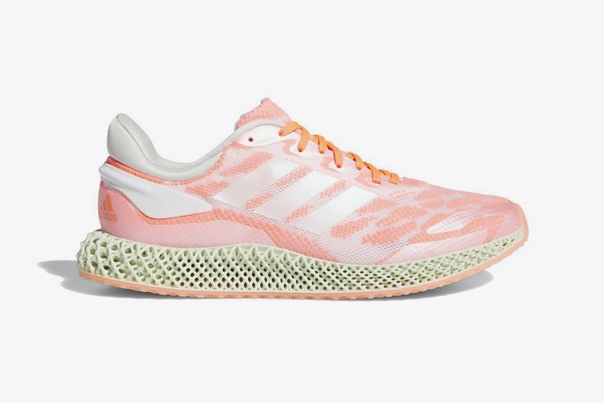 adidas发布迄今为止最具性价比的4D跑鞋型号