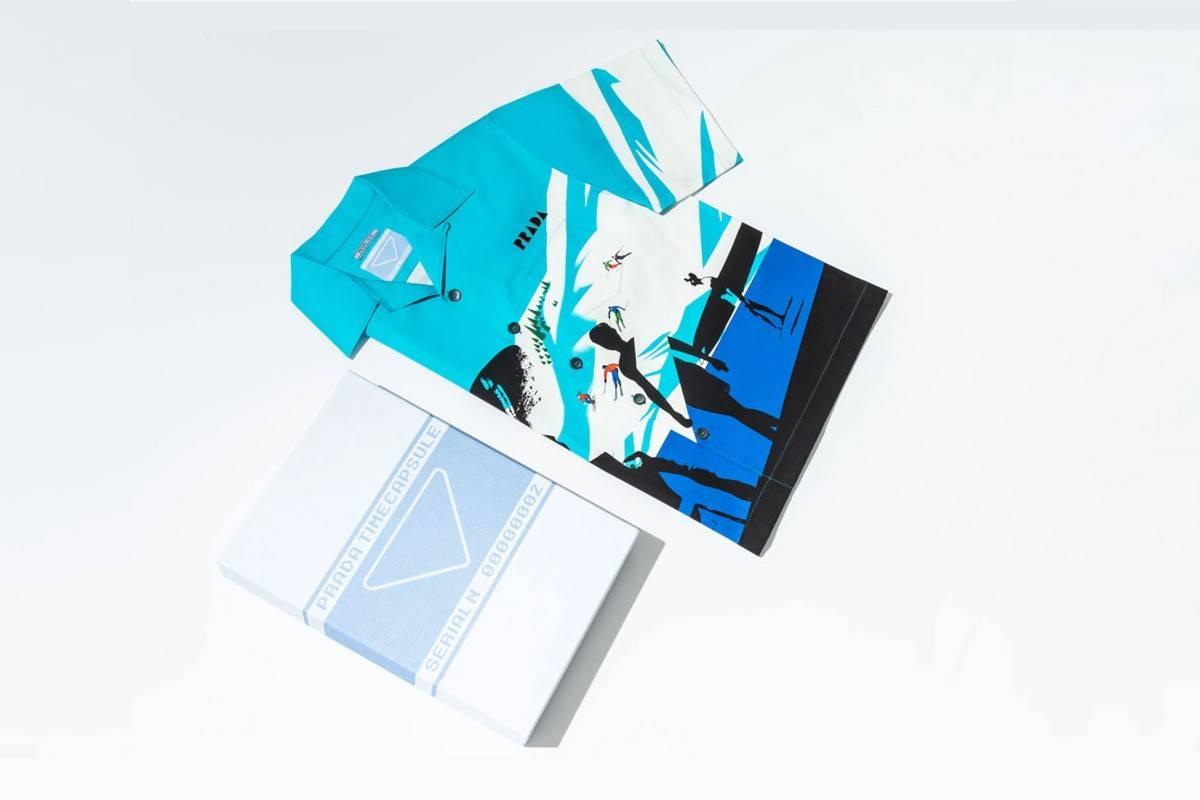 """限定24小时,Prada全新企划""""Time Capsule""""迎来第二回合新商品"""