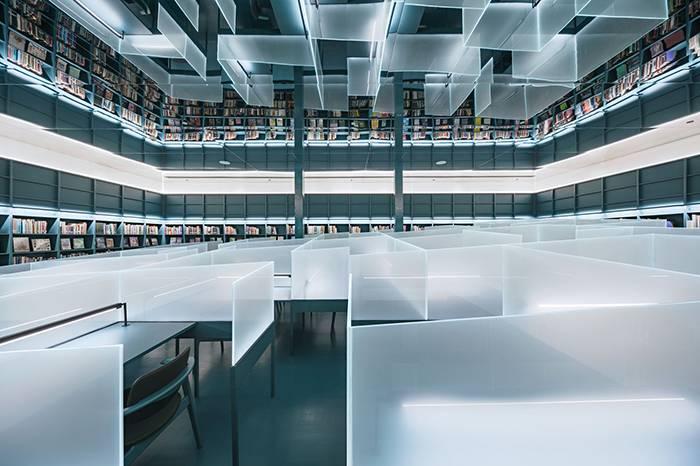 Architecture Library:这才是大学建筑系该有的图书馆!