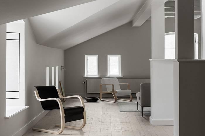 老房改造 | 极简设计的背后蕴藏着现代主义的精致风格