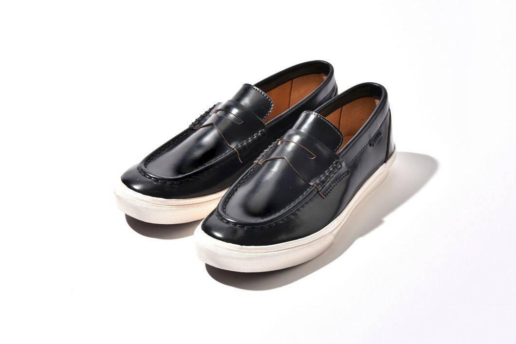 这双规格华丽的Loafers要价十万日元,竟然来自VANS?!