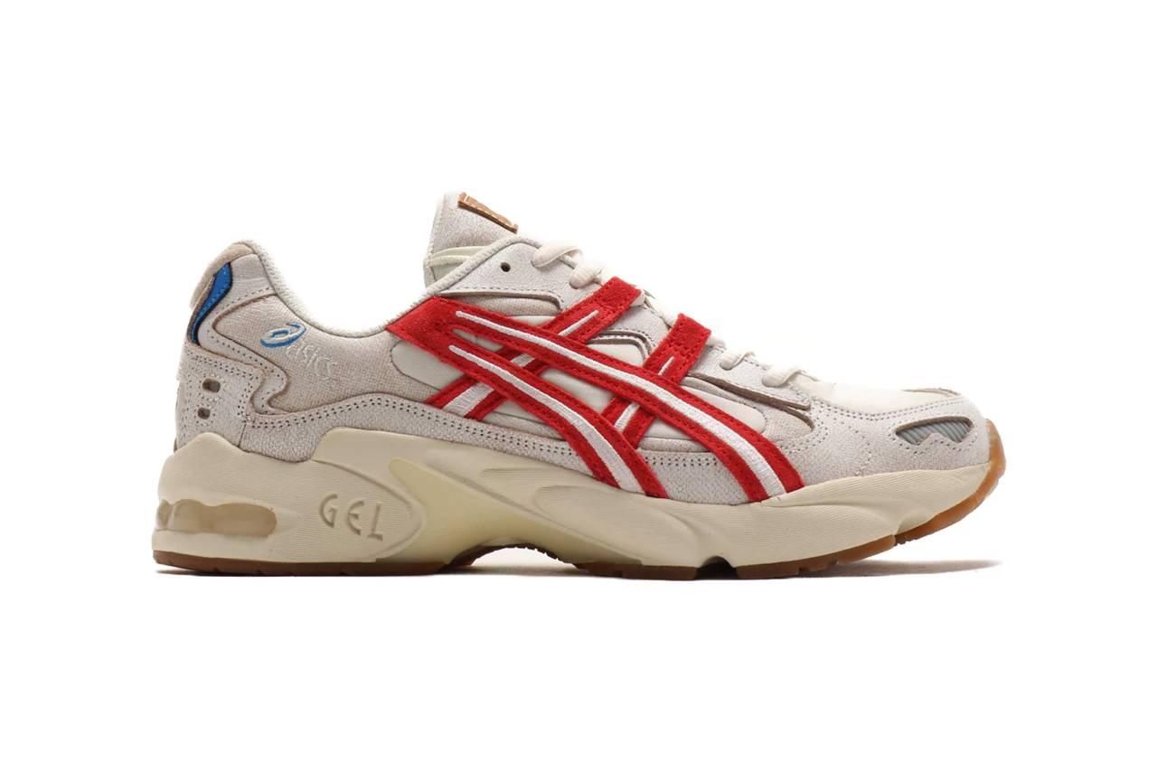"""高度统一的城市主题,ASICS亮相""""Retro Tokyo""""球鞋系列"""