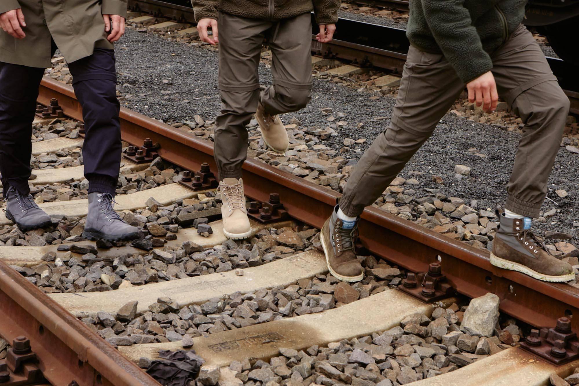 低调好穿&坚韧耐用,Wood Wood x Timberland全新合作系列