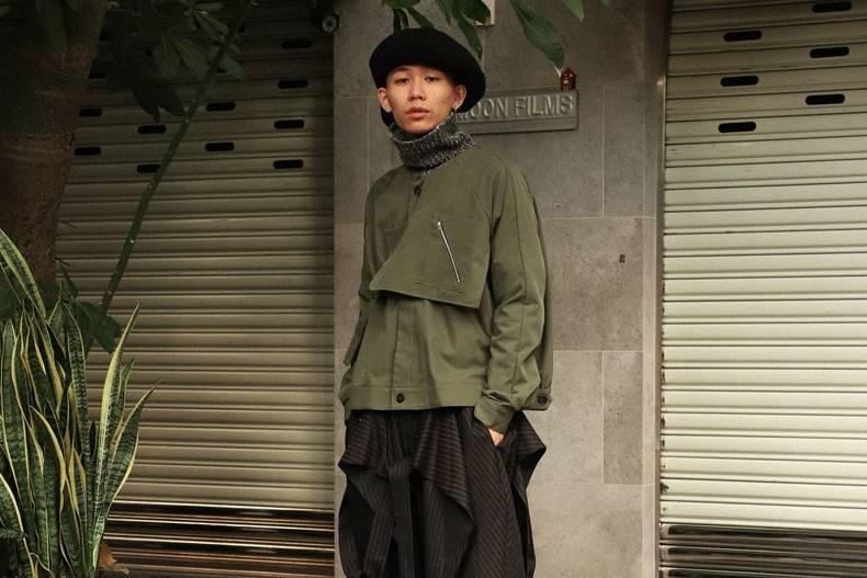 从一组冬日街拍,看寒冷季节的东京时髦趋势