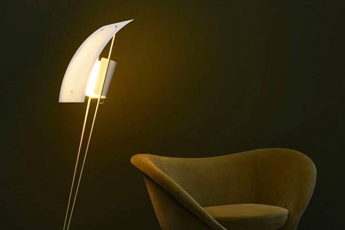 70年前的经典灯具,经历岁月的法式优雅设计