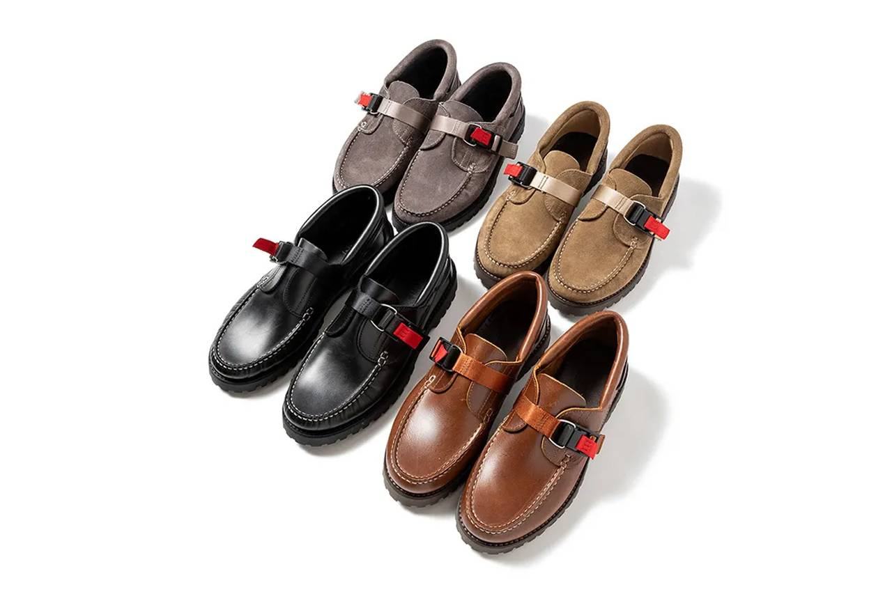 糅合传统优质素材与高科技细节,hobo发布2020春夏全新鞋款