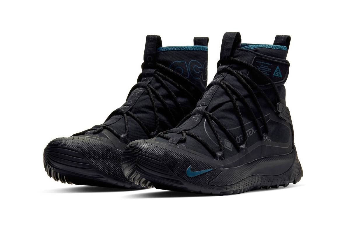 Nike ACG Zoom Terra Antarktik:全天候高帮户外球鞋优质之选