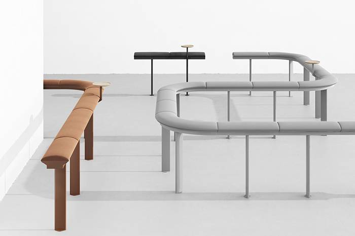 丹麦环保家具品牌+ Halle的创意设计,刷新了我对椅子的固有想象