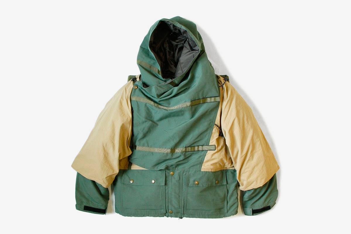 可能是今季最值得购入的KAPITAL外套