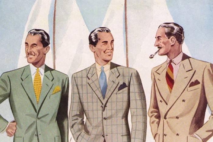 年度插画合辑   男士型格的造梦大师 L.Fellows