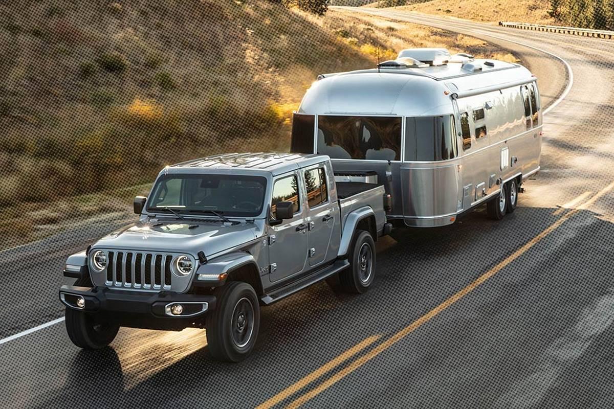 Jeep皮卡,能让你开心的一款车