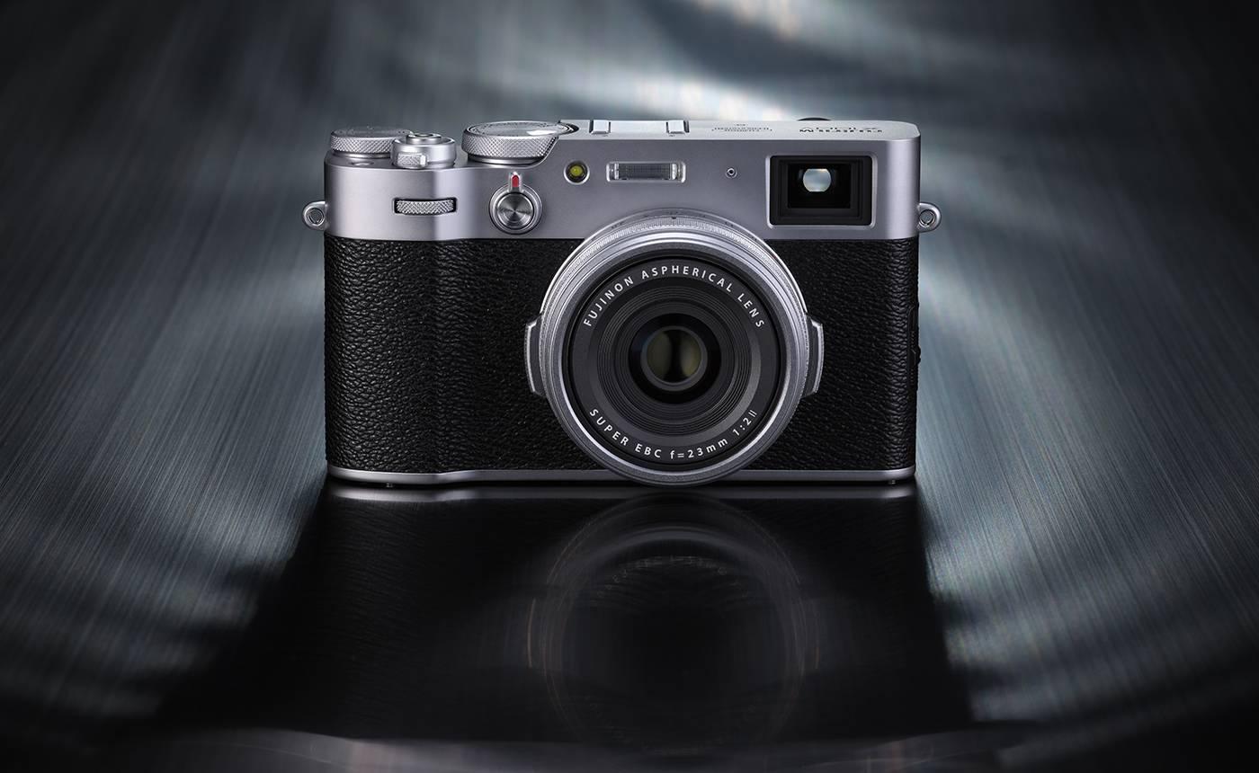 富士X100系列再度升级,全新高端便携相机X100V