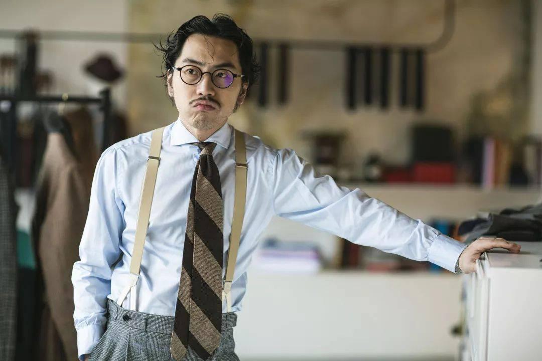 Ask Principle M | 绅士们为什么都爱穿背带?