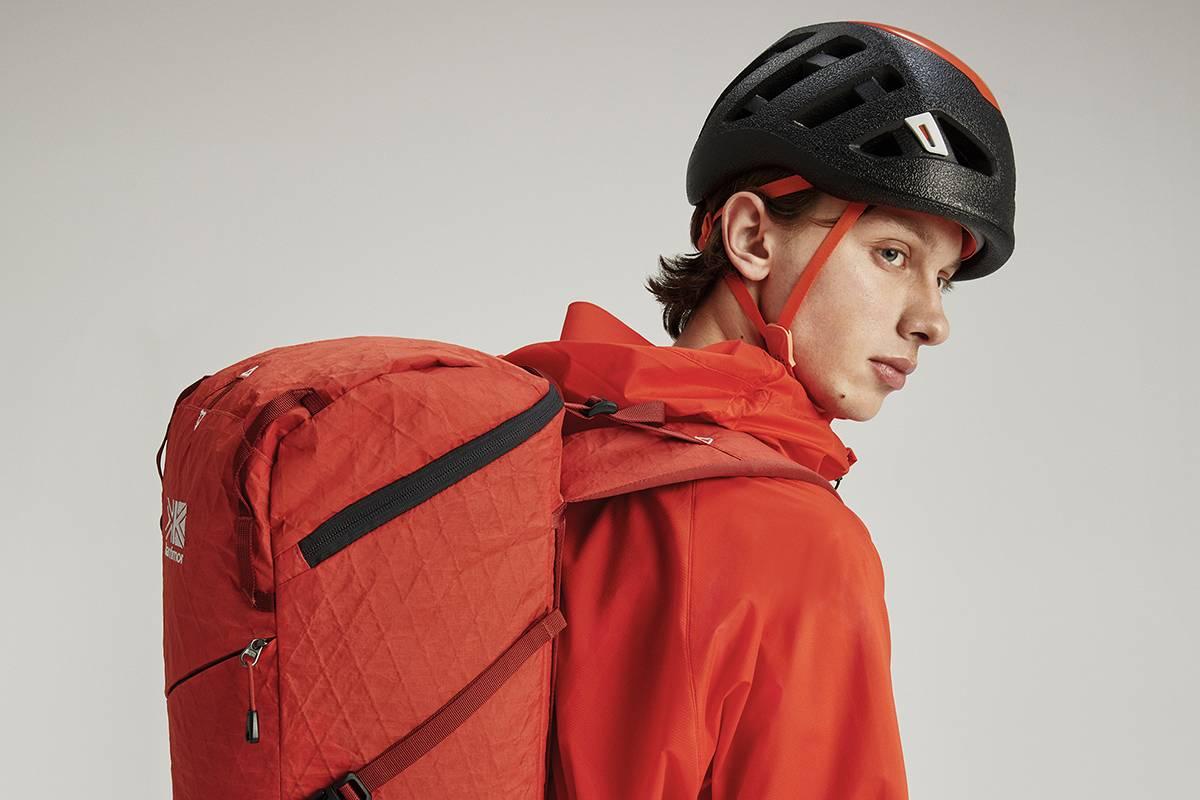 登山造型标准式,Karrimor Japan 2020春夏系列