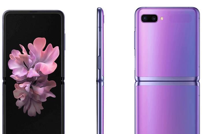 三星新品发布会临近,最新折叠手机Galaxy Z Flip曝光