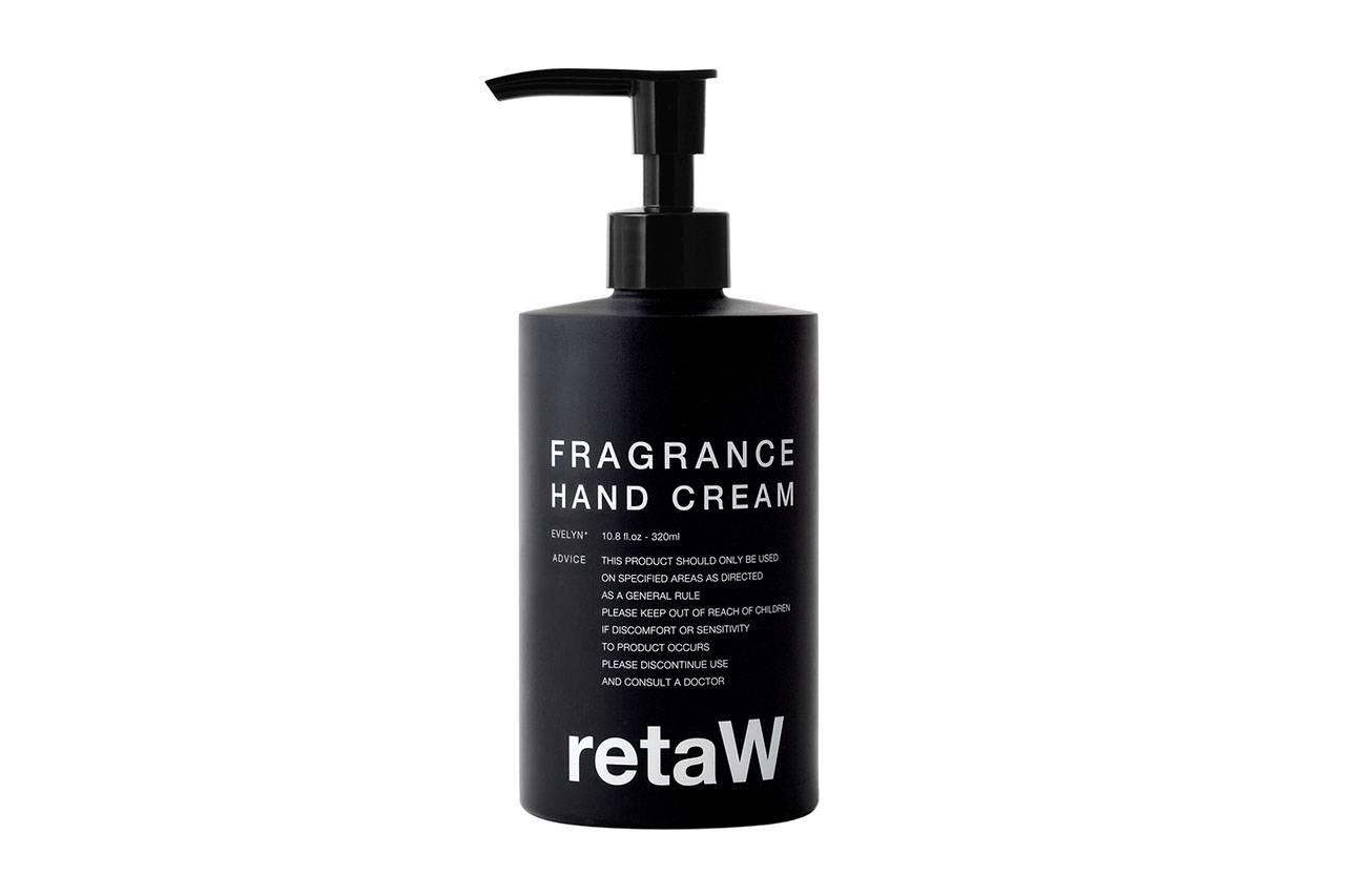 在这个提倡全民洗手的时期,retaW想要滋润你的手部皮肤